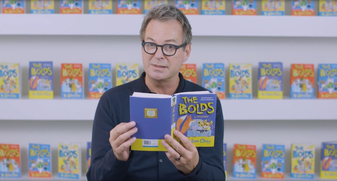 Julian Clary: The Bolds Broadcast Day