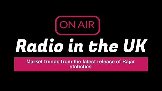 Broadcast PR: Rajar Q4 2018 Data Reveals Trends in the UK