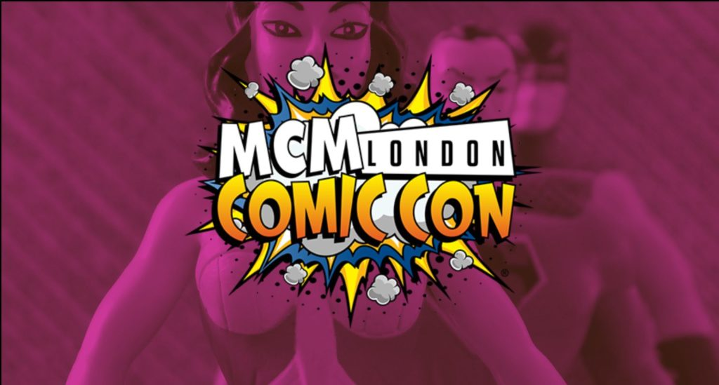 Comic Con On-Site Broadcast