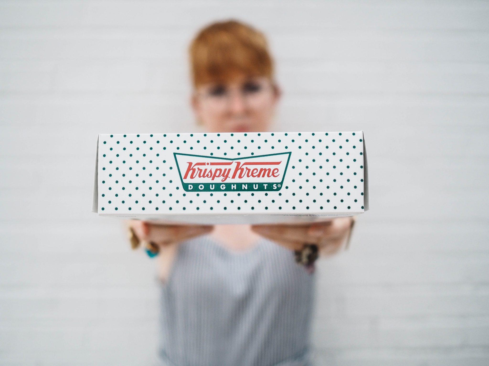 Krispy Kreme Celebrates Its Birthday With Celebrity Talent, Successful Satellite Media Tour