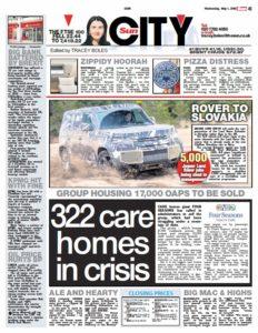 The Sun City Coverage
