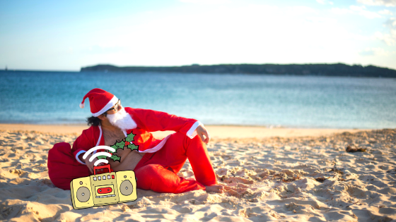 Broadcast PR: How to Nail Christmas in July